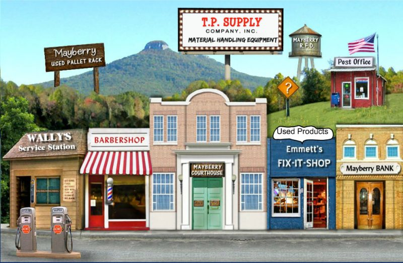 t.p. supply company, inc. contact information