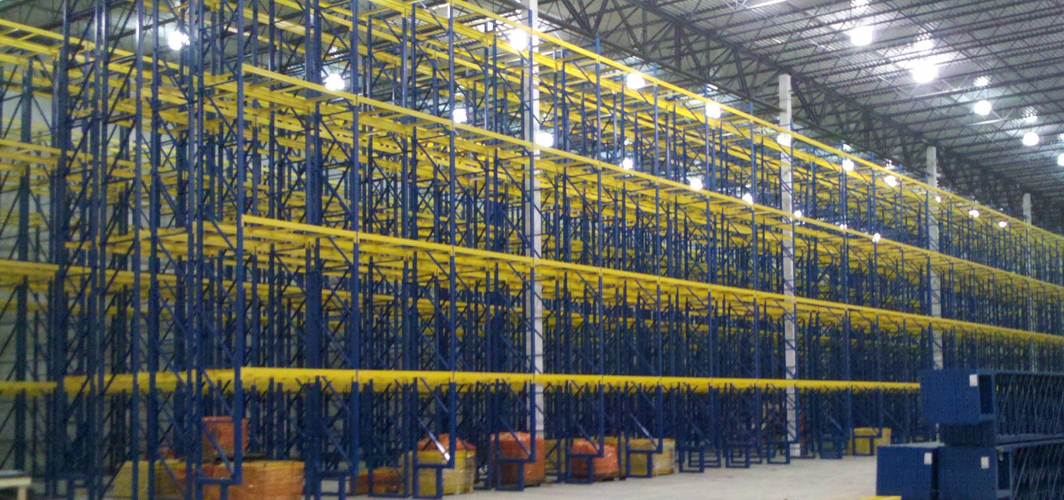 high pile storage raking company