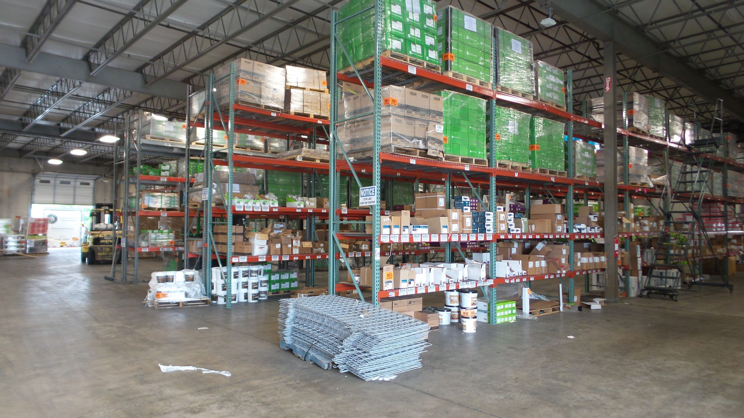 storage installation services in the united states