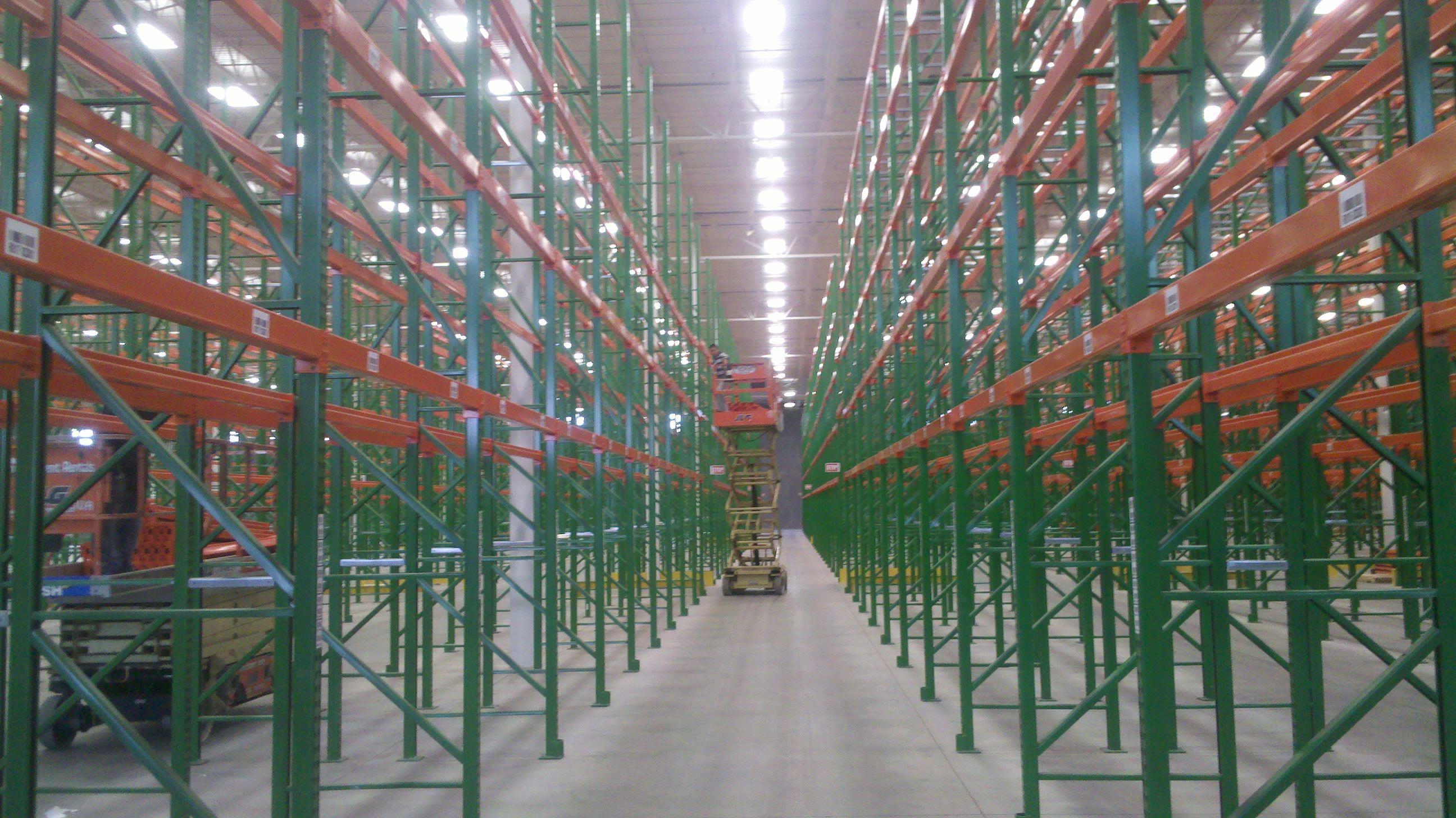 warehouse storage solution company