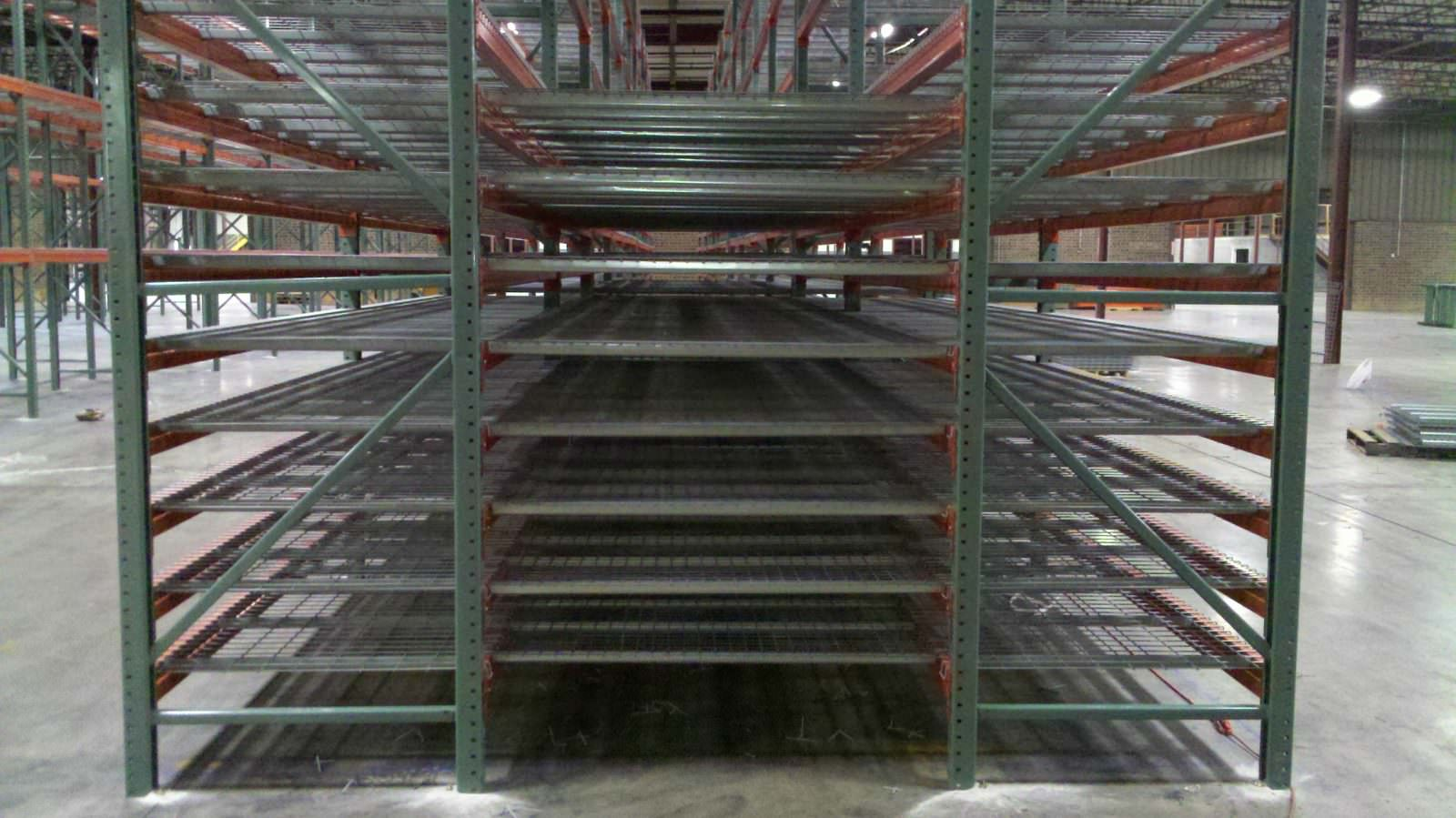 pallet racking, warehouse design, material handling, installation