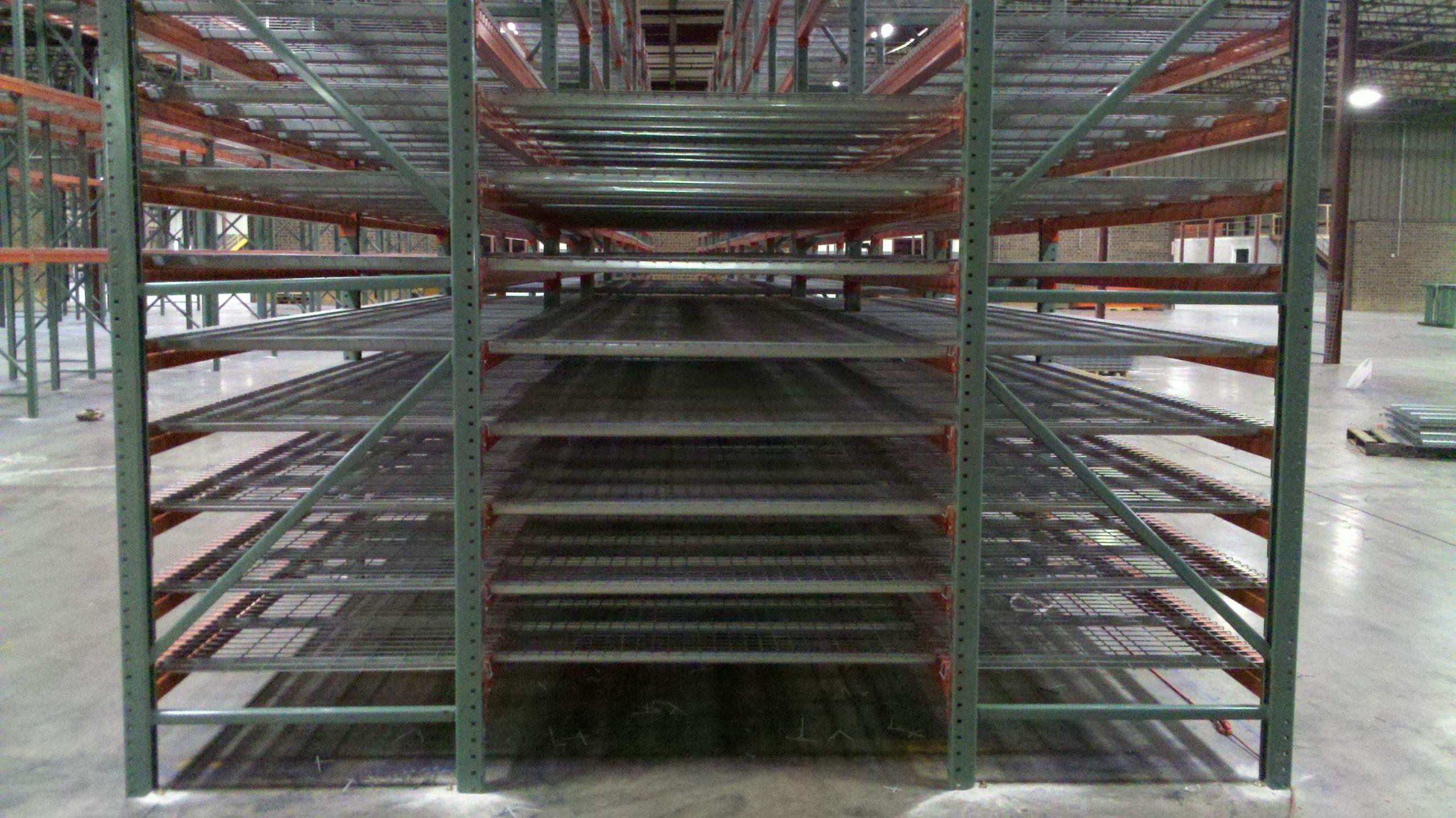pallet racking, warehouse design, material handling, installation