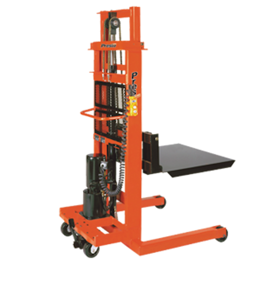 AC Electric Portable Stackers