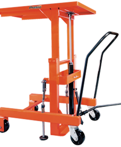 Mechanical Hand Crank Post Lift Table