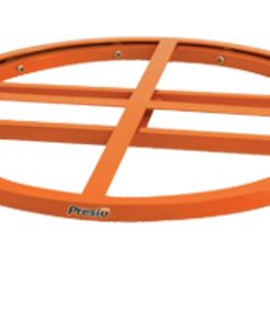 Ring Floor-Mount Turntable