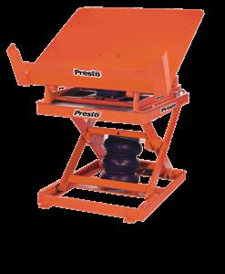 Pneumatic Lift & Tilt Tables