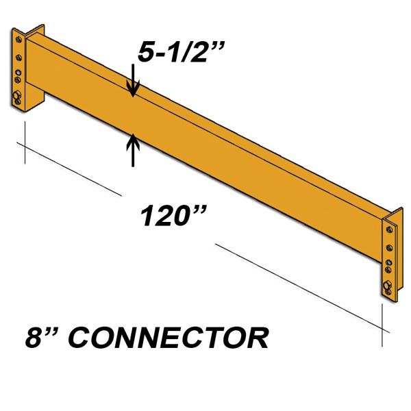 "120"" L x 5.5"" H Interchangeable Beam"