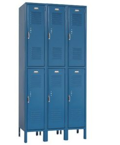 2 Tier 2 Wide Vanguard Locker