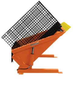 "Presto Lifts 45 Degree Tilter TZ44-60 TZ44 Series - 6000 Lbs. Capacity 44"" Platform"