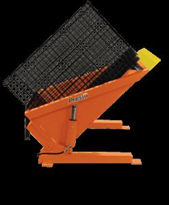 "Presto Lifts 45 Degree Tilter TZ44-60 TZ44 Series - 6000 Lbs. Capacity 44"" Platform"