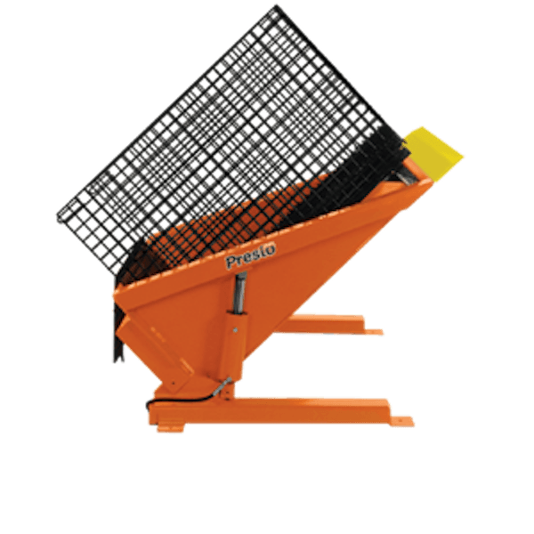 Presto Lifts 45 Degree Tilter TZ44-60 TZ44 Series – 6000 Lbs
