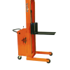 Presto Lifts Battery Operated Stacker B666 B600 Series Adjustable 25″ Forks (Non-Straddle) 15″ Load Center Raised Height 66″ – 1000 Lbs
