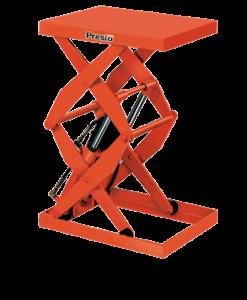 "Presto Lifts Hydraulic Double Scissor Lift DXS72-40 - DXS72 Series – 72"" Travel - 4000 Lbs. Capacity"