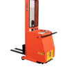 """Presto Lifts Counterweight Lift Stacker C62A-400 CW Series Adjustable 25"""" Forks 400 Lbs. Capacity - Rasied Height 62"""""""