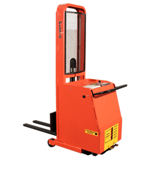 Presto Lifts Counterweight Lift Stacker C74A-600 CW Series Adjustable 25″ Forks 600 Lbs