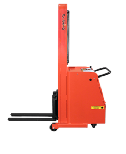 "Presto Lifts Counterweight Lift Stacker C62A-15LC CW Series Adjustable 25"" Forks 1000 Lbs. Capacity - Raised Height 62"""