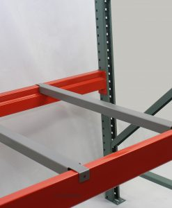"44"" D - Double Flanged Pallet Support"