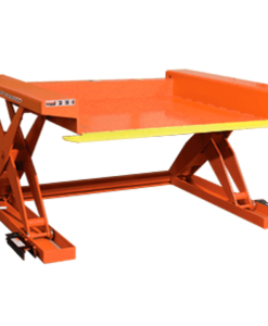 "Presto Lifts Floor Height Hydraulic Scissor Lift XZ50-20 XZ44 Series - 2000 Lbs. Capacity 50"" Platform"