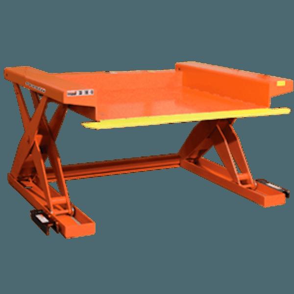 Presto Lifts Floor Height Hydraulic Scissor Lift XZ50-60 XZ50 Series – 6000 Lbs