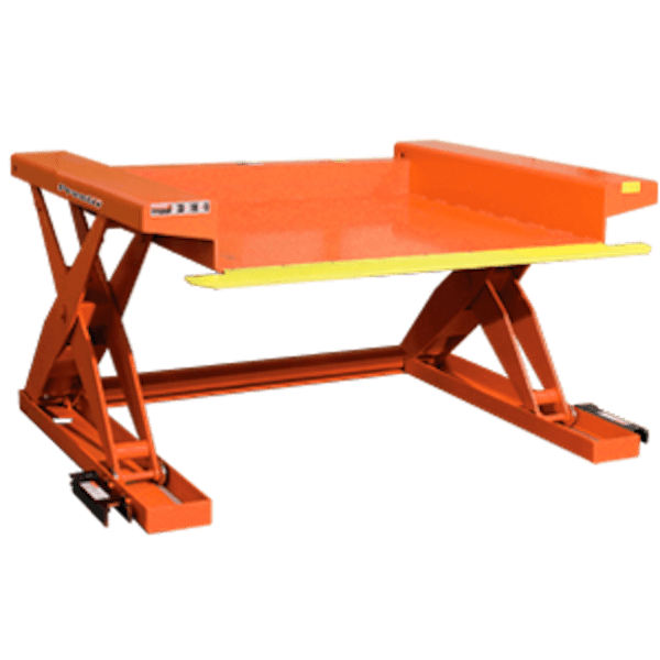 Presto Lifts Floor Height Hydraulic Scissor Lift XZ44-20 XZ44 Series – 2000 Lbs