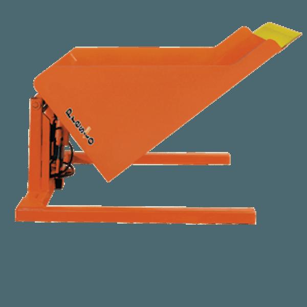 Presto Lifts Floor Level Container Tilter ZRT50-20 ZRT50 Series – 2000 Lbs