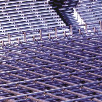 42″ D x 46″ W GALVA-DECK™ Wire Mesh Deck 2,500 Lbs