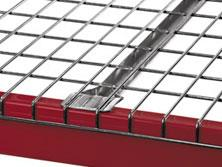 "24"" D x 46"" W GALVA-DECK™ Wire Mesh Deck 3,500 Lbs. UDL"