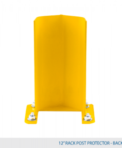 "24"" High Rack Post Protector"