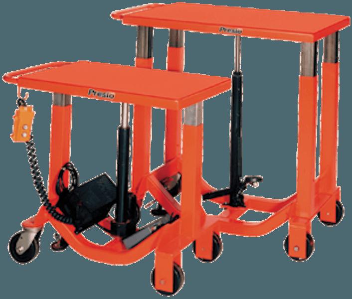 Presto Lifts Electromechanical Post Lift Table P12-30 P12 Series – 3000 Lbs