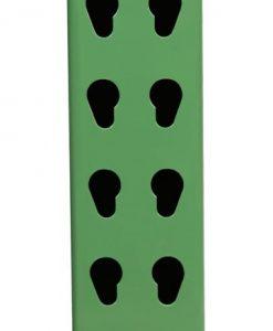 "48"" D x 192"" H - 3"" x 3"" Column Invincible® Upright"