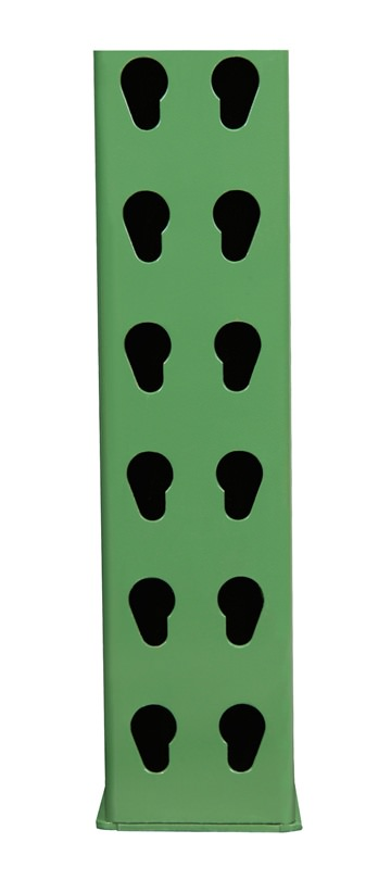 "36"" D x 144"" H - 3"" x 1 5/8"" Column Invincible® Upright"