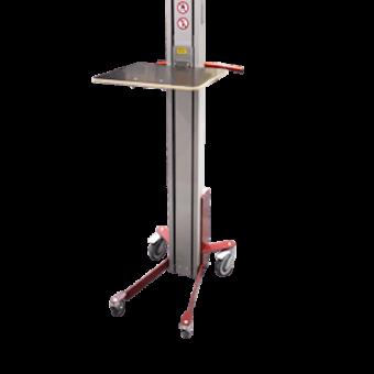 "LiftStik™ Compact Transporter Powered Lift 17 ¾"" W x 15 ¾"" L  3"