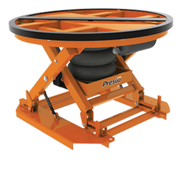 Presto Lifts P3 All-Around Automatic Load Leveler with Heavy-Duty Airbag 1