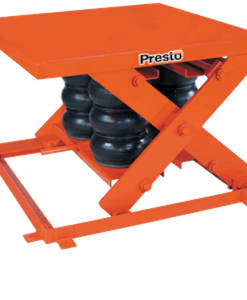 "Presto Lifts Heavy Duty Pneumatic Scissor Lift AXS20-4856 AXS20 Series - 2000 Lbs. Capacity 48"" x 56"" Platform"