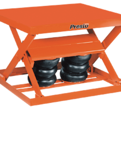 "Presto Lifts Standard-Duty Pneumatic Scissor Lift AX10-4848 AX10 Series - 1000 Lbs. Capacity 48"" x 48"" Platform"
