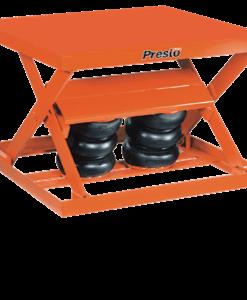 "Presto Lifts Standard-Duty Pneumatic Scissor Lift AX20-4848 AX20 Series - 2000 Lbs. Capacity 48"" x 48"" Platform"