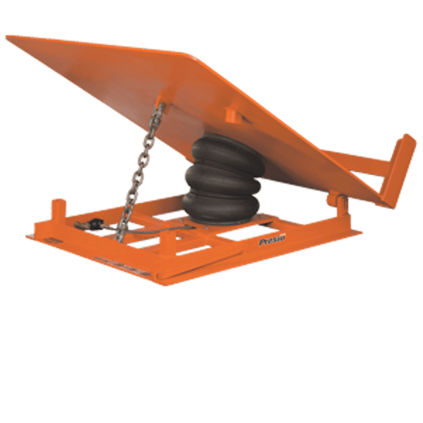 Presto Lifts Pneumatic Tilt Table AT40-4860 AT40 Series – 4000 Lbs
