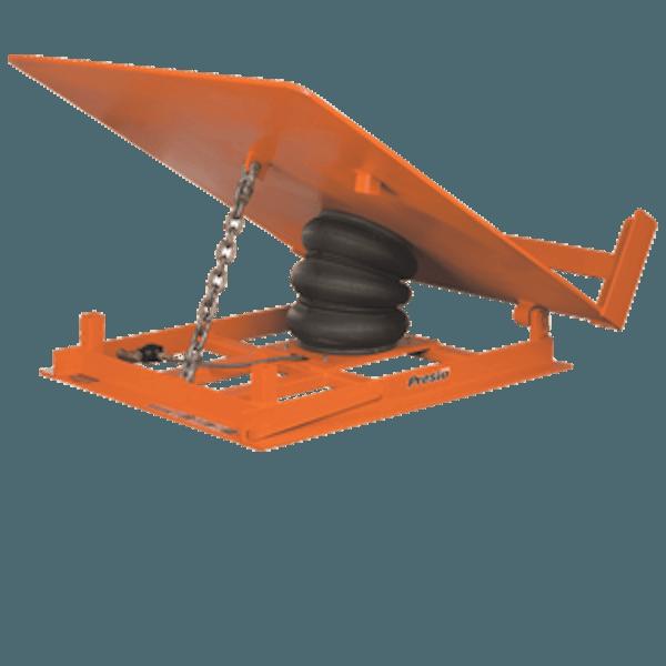 Presto Lifts Pneumatic Tilt Table AT40-4848 AT40 Series – 4000 Lbs