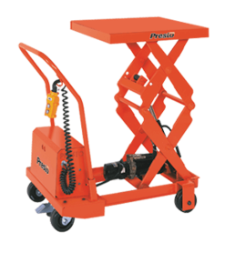 "Presto Lifts Double Scissor High Portable Lift DBP48-15 DBP48 Series 48"" Travel 24""W x 48""L Platform - 1500 Lbs. Capacity"