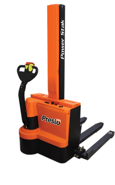 Presto Lifts PowerStak PPS2200 Series Adjustable Base Straddle 2,200 Lbs