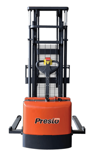 Presto Lifts PowerStak PPS3000 Series Adjustable Base Straddle 3,000 Lbs