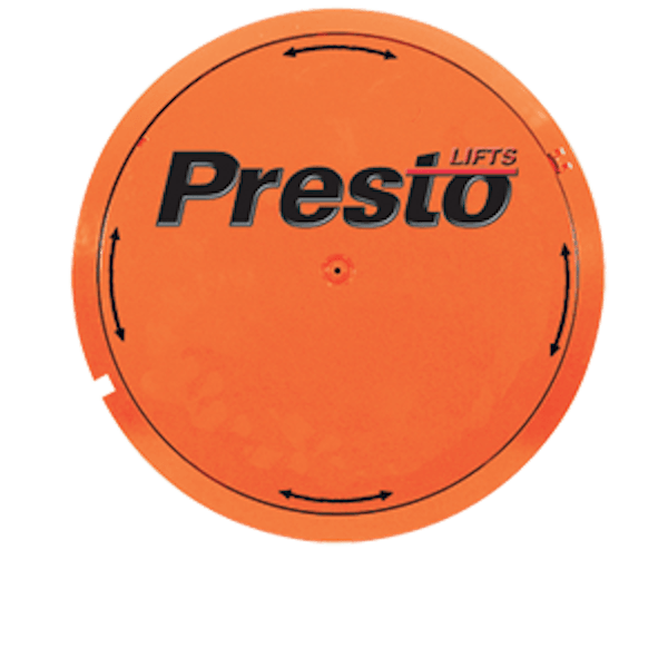Presto Lifts Roll On Turntable 1