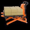 "Presto Lifts Electric Skid Lifter 20 ½"" W 46 ¾"" L 2200 lbs Capacity  2"