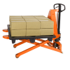 "Presto Lifts Manual Skid Lifter 27″ W 46 ¾"" L 2500 lbs Capacity 2"