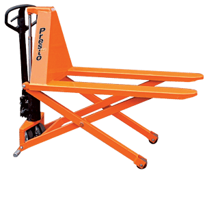 "Presto Lifts Electric Skid Lifter 20 ½"" W 46 ¾"" L 2200 lbs Capacity  1"