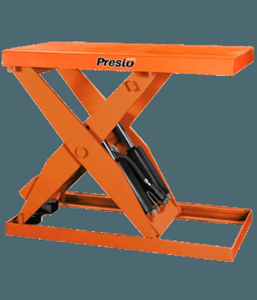 Presto Lifts Hydraulic Standard-Duty Scissor Lift XL48 Series – 48″ Travel – 6000 Lbs