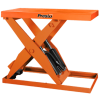 "Presto Lifts Hydraulic Standard-Duty Scissor Lift XL60 Series – 60"" Travel - 6000 Lbs. Capacity"
