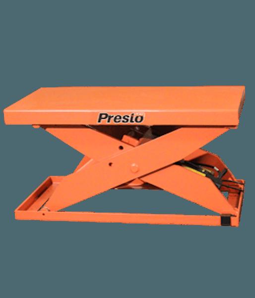 Presto Lifts Hydraulic Standard