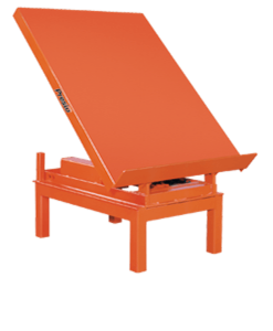 Presto Lifts Standard Tilt Table TT60-10 TT Series - 1000 Lbs. Capacity 60° Tilt