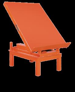 Presto Lifts Standard Tilt Table TT45-10 TT Series - 1000 Lbs. Capacity 45° Tilt